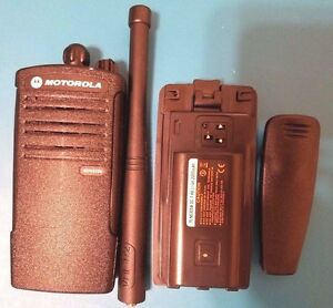 Motorola Rdx Rdv5100 Two way Radio Business Walkie Talkie Portable Handheld Vhf