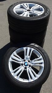 4 Bmw Summer Wheels Styling 447 X5 F15 255 50 285 45 R19 6853957 Pirelli Rdci