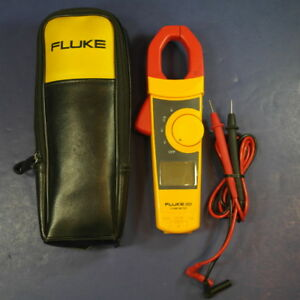 Fluke 333 Clamp Meter Excellent Condition Fluke Case