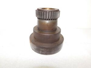 Vtg 9 Model 10k South Bend Metal Lathe Head Cone Gear