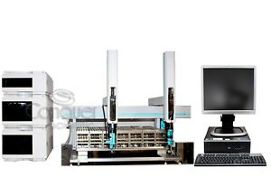 Agilent 1200 Preparative Hplc With Ctc Ifc Pal Liquid Handler