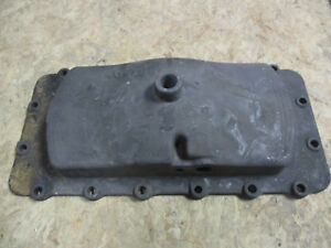 1965 Corvair Engine Top Fan Cover Housing