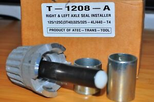 Gm Right left Axle Seal Installer Turbo Hydramatic 125 125c 440 t4 Atec T 1208 a