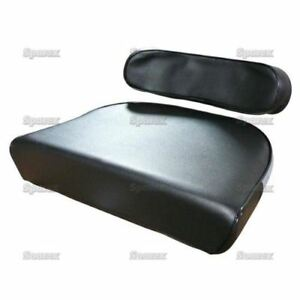 Massey Ferguson Seat Cushion Backrest Te20 tea20 to20 to30 to35 Mf F40 Mh50