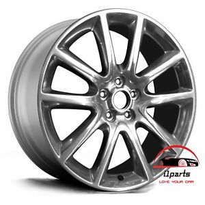 Lincoln Mkz 2013 2014 2015 2016 19 Factory Original Wheel Rim