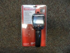 Craftsman Industrial Video Borescope Inspection Camera 3482027