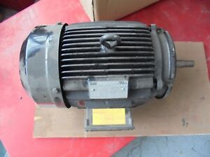 10 Hp Electric Motor Dayton Ltej23td 10 Hp 3 phase Motor 230 460vac