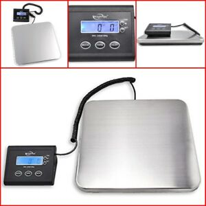 Digital Weight Postal Industrial Shipping Scales Electronic Floor Package 330lb