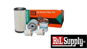 Kubota Oem Bx Filter Maintenance Kit Bx23s Bx1880 Bx2380 Oil Fuel Air Hydraulic