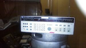 Hp 3336b Synthesiser level Generator For Parts