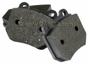 Carbotech Rear Brake Pads 1521 For 13 17 Focus St 16 Focus Rs I Ct1095 1521