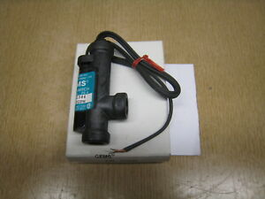 New Gems 122342 Flow Switch Sensors No fs 4 1 0 Gpm Free Shipping