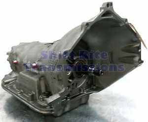 4l80e 2003 6 0l Transmission Chevrolet Silverado 2500 3500 Reman Mt1 Gm Truck