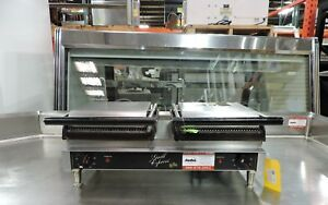 Star Gx20ig Grill Express Commercial Sandwich Grill Panini Press