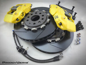 Prodigywerks 4 Piston 13 Big Brake Kit For 2015 2018 Mazda Miata Nd Mx 5 Ap