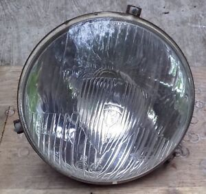 Marchal Vintage Head Light Part No K11673 And 61224803 Simca Citroen Peugeot
