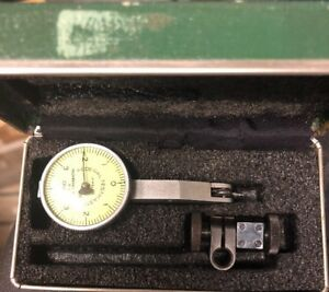 Federal Testmaster T 2 Indicator Machinist Tools