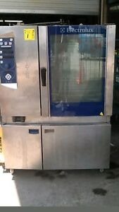 Electric Oven Combi