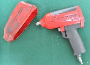 Snap On Mg725 1 2 Drive Heavy Duty Air Impact Wrench W Boot