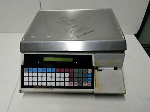 Hobart Digital Scale Grocery Deli Food Meat Sp1500 Parts Only