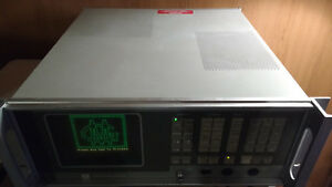 General Microwave Corp Automatic Peak Power Meter 490r Opt1