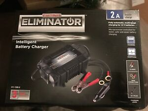 New Motomaster Booster Car Battery Charger 12 Volt Jump Start Emergency