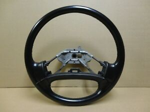 Ford Pickup Truck Bronco Factory Leather Steering Wheel Xlt