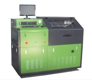 Cr3000 Common Rail Test Bench
