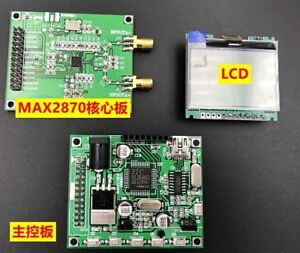 Max2870 23 5mhz 6ghz Phase locked Loop Rf Source Signal Generator Frequency