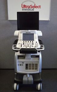 Ge Vivid E9 With Xd Clear Cardiac vascular Ultrasound System Excellent Scanner