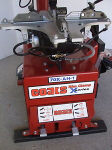 Remanufactured Coats 70x ah 1 Tire Changer