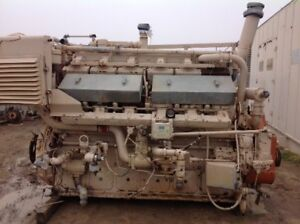 Waukesha L7042gsi Natural Gas Engine