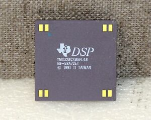 Texas Instruments Dsp Tms320c40gfl40 Performance Floating point Dsp