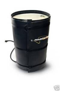 Powerblanket Bh55 rr 100 Degree 55 Gallon Drum Heater Spray Foam Rig Tool