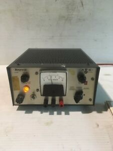 Kepco Dc Regulated Power Supply Abc 7 5 2 h21