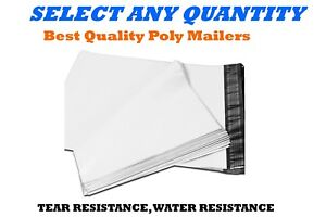 4x6 Poly Mailers Plastic Shipping Mailing Bags Envelopes Polymailer 4 X 6