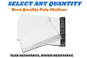 14 5x19 Poly Mailers Plastic Shipping Mailing Bags Envelopes Polymailer 14 x19