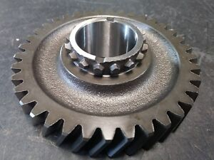 Kubota Oem Gear 37 Tooth Part Number 32430 21712 3243021712 Genuine Parts