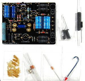 B k 747 B Tube Tester Replacement Pcb Full Restoration Parts Set
