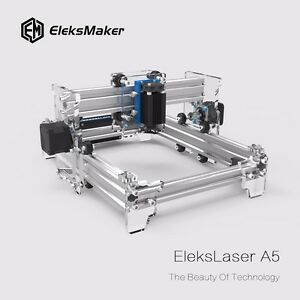 Elekslaser a5 Pro 2500mw Laser Engraving Machine Cnc Laser Printer Original