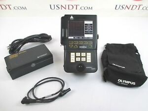Nortec 1000s Eddy Current Ultrasonic Flaw Detector Ndt Hocking Olympus Staveley