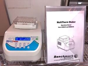 Benchmark Scientific H5000 hc Multi Therm Heating Cooling Shaker Thermomixer