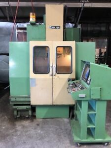 Used Mori Seiki Mv 40 Cnc Vertical Machining Center Mill Yasnac Ct40 Milling 88