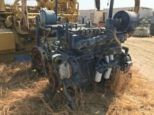 Natural Gas Cat Engines G342na