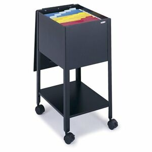 Economy Mobile Tub File Cabinet Letter Size