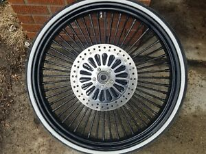 Motorcycle Wheels And Tires