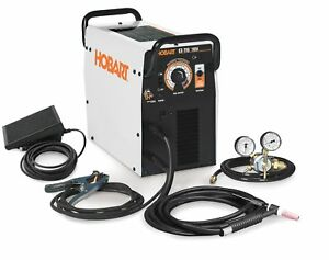 Tig Welder Machine Aluminum Heavy Duty Welding Plasma Cutter Tools Ac Dc 230v Ez