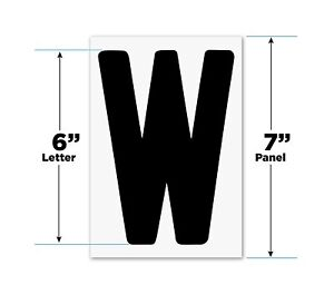 Changeable Outdoor Sign Letters 6 Portable Flex Letters 279 Count Helvetica 7