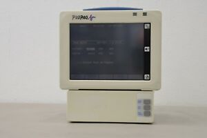 Welch Allyn Propaq Cs Mdl 242 Patient Monitor Spo2 Nibp Ecg Ekg Printer 13917