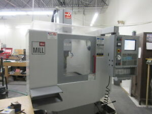 Haas Cnc Mini Mill 6000 Rpm Spindle Rigid Tapping